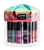 Nyx Professional Makeup - Set de Labiales Líquidos Whipped Wonderland