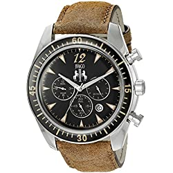 Jivago Men's 'Timeless' Quartz Stainless Steel Casual Watch (Model: JV4513)