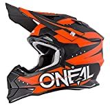 O'Neal 2Series RL MX Helm Slingshot Orange Moto Cross Enduro Quad Offroad DH, 0200-05, Größe S