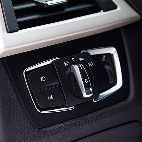 9-moonr-matt-chrome-headlight-switch-frame-trim-fit-bmw-x5-f15-2014-2015-f30-f31-f32-f34-3-4-series-