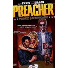 Preacher, Vol. 3: Proud Americans by Garth Ennis (1997-10-01)