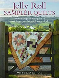 Jelly Roll Sampler Quilts by Pam Lintott (2011-05-15)