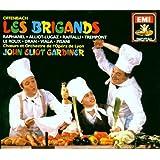 Offenbach - Les Brigands / Opéra de Lyon, Gardiner anglais]