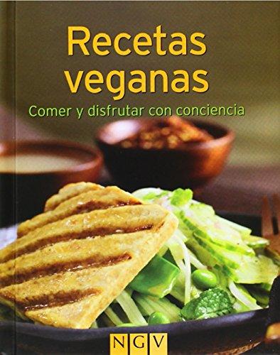 Recetas Veganas. Mini Libros De Cocina
