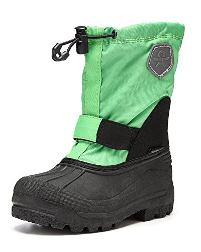 Color Kids Winterstiefel Grün