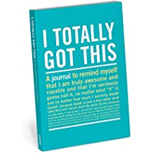 Knock Knock I Totally Got This Mini Inner Truth Journal (Journals)