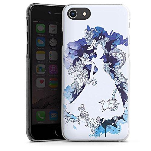 Apple iPhone 7 Silikon Hülle Case Schutzhülle Disney Cinderella Prinzessin Hard Case transparent