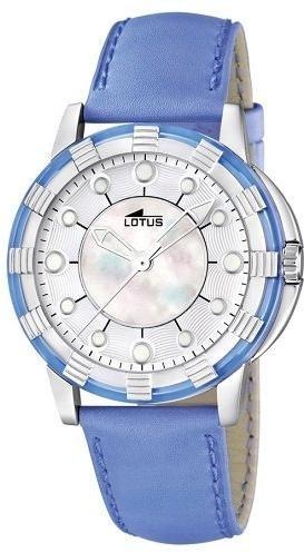 64836f38273c Lotus 15747 3 - Reloj analógico de cuarzo para mujer con correa de ...