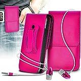 (Hot Pink) Nextbit Robin Hülle Abdeckung Cover Case