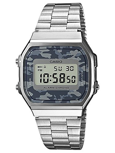 Montre Homme Casio Collection A168WEC-1EF