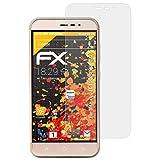 atFolix Schutzfolie für Medion Life E5006 (MD60227) Displayschutzfolie - 3 x FX-Antireflex blendfreie Folie