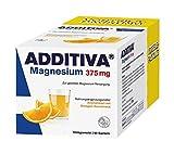 ADDITIVA Magnesium 375 mg Sachets 60 St Pulver