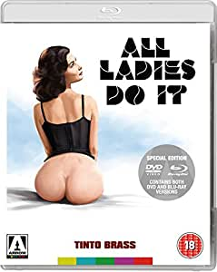 All Ladies Do It [Dual Format Blu-ray + DVD]