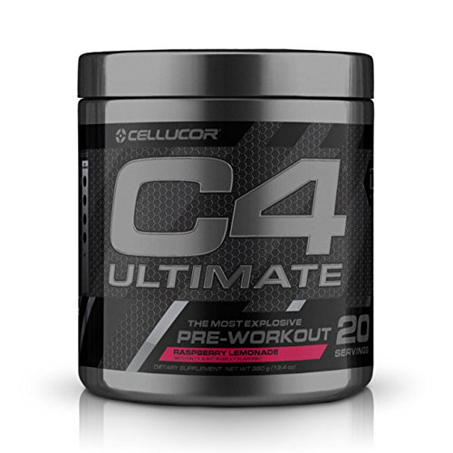 Cellucor, C4 Ultimate, Fraise/Melon D' eau - 440 g (20 Services)