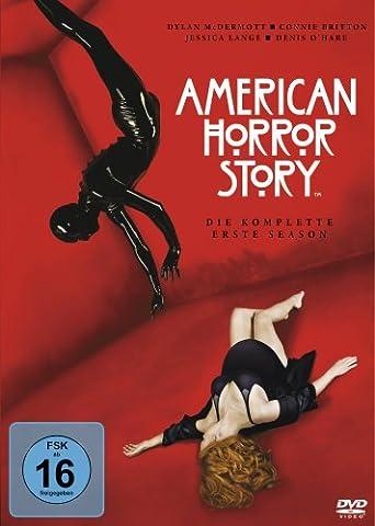 American Horror Story - Die komplette erste Season [4