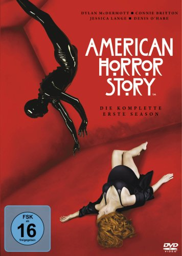 Bild von American Horror Story - Die komplette erste Season [4 DVDs]