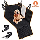 Best Dog Seat Covers - CLEEBOURG Dog Car Seat Cover Durable Scratchproof Waterproof Review
