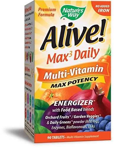 natures-way-alive-whole-food-energizer-multi-vitamin-max-potency-90-vegetarian-tablets-no-added-iron