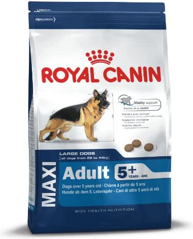Royal Canin : Croquettes Chien Senior Maxi Mature 5 + : 5kg