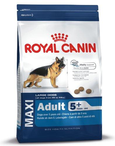 Royal Canin Maxi Adult, 5+, 15 kg, 1er Pack (1 x 15 kg Packung), Hundefutter -