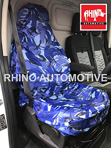 hyundai-sante-fe-06-12-heavy-duty-single-driver-blue-camo-waterproof-seat-cover