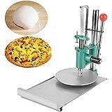 EBTOOLS Máquina Aplanadora de Masa Herramienta de Oblea de Masa de Pastel Pizza Pasteles Equipo Laminadora