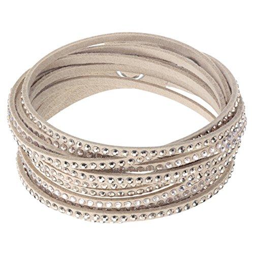 Swarovski braccialetto slake, multicolore