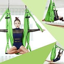 Amazon.es  columpio de yoga - Verde 88727ada1112