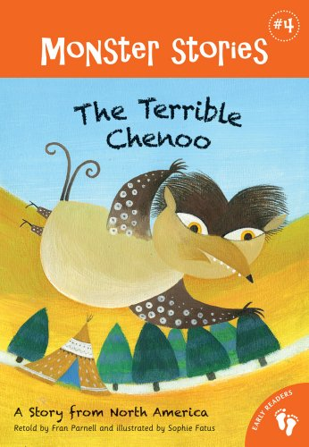 Terrible Chenoo : a story from North America