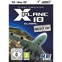 X-Plane 10 - Global 64Bit Version [Importación Alemana]