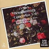 Bach : Concertos Brandebourgeois 1-6