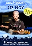 Jazz Fusion Funk Blues Jazz-Rock Gitarre Play Along Lehr-DVD Oz Noy Play-Along Workout Harmonik Improvisation Video Licks Solos Techniken Jazz-Gitarre Lernen Tipps Harmonielehre Akkorde JazzGitarre Playalong