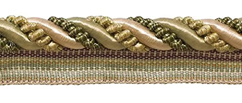 Große LT Olive Grün, LT GOLD 7/40,6cm Imperial II Lip