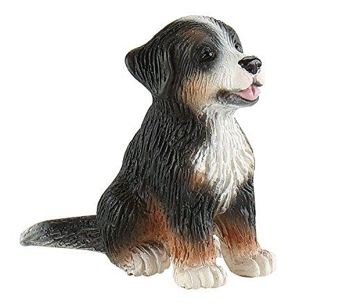 65437 - Spielfigur - Berner Sennenhund Welpe Joy, circa 4 cm