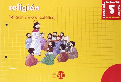 El Baúl Mágico cuaderno de Religión