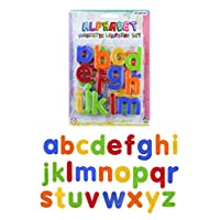 Henbrandt Magnetic Letters Teaching And Learning Childrens Kids Alphabet Magnets