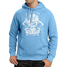 N4605H sudadera con capucha Skate or Die Trying