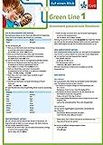 Klett Green Line 1 G8 und G9 Klasse 5 - Auf einen Blick: Grammatik passend zum Schulbuch