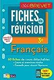 Defibrevet - fiches de révision - français 3e
