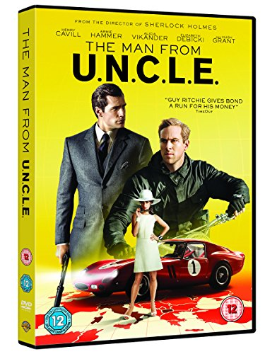 Image of The Man from U.N.C.L.E. [DVD]