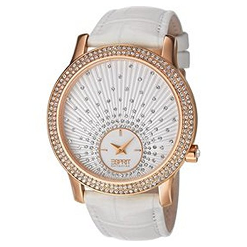 Esprit Collection Anatole Rosegold White Ladies Watch EL101872F04