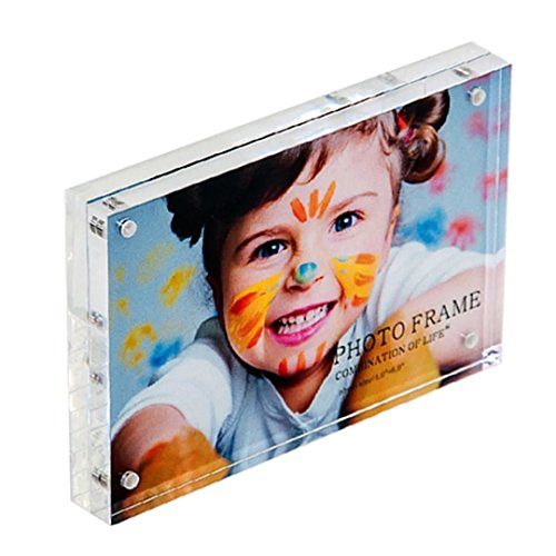 clear-acrylic-magnetic-photo-picture-frame-6x8-by-combination-of-life