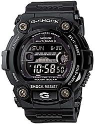 Casio G-Shock Herren-Armbanduhr Funk-Solar-Kollektion Digital Quarz GW-7900B-1ER