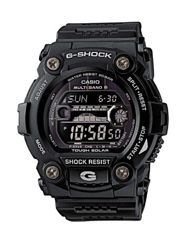 Casio G-Shock – Herren-Armbanduhr mit Digital-Display und Resin-Armband – GW-7900B-1ER