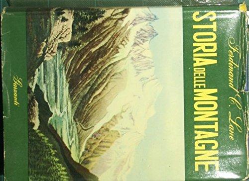 Storia delle montagne