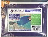 Visio Tech?Colorante de registro, 50g, polvo soluble en agua, color azul