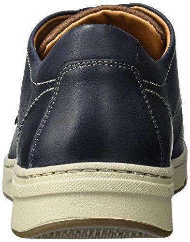 Mephisto Herren Justin Sneaker Blau (Navy)
