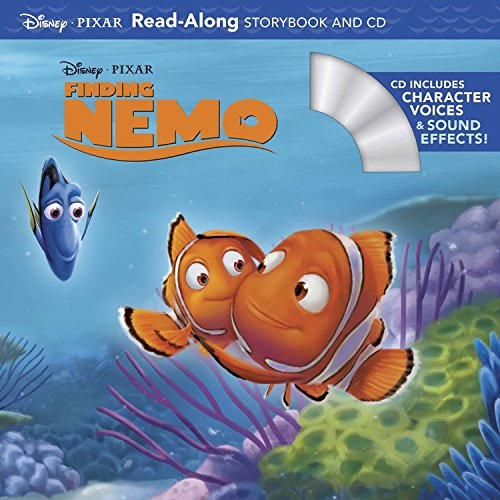 Disney Finding Nemo Read-Along Storybook and CD (A Disney Read Along Storybook)