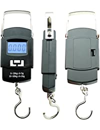 MURTISIDDH Weighing Scale Digital Heavy Duty HandGripped Portable Luggage Scale, 50Kg