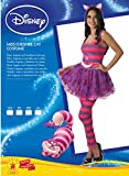 Rubie's 3810249 - Miss Cheshire Cat Adult, S, rosa/lila